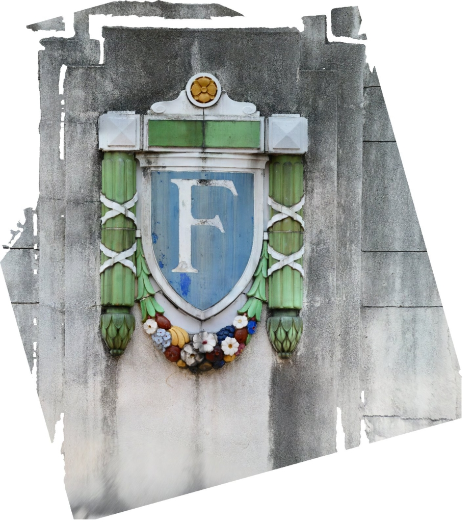 Photograpmmetry of Coat of Arms